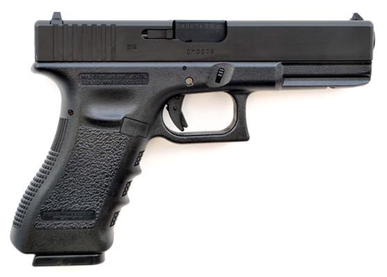 Pistola Glock 17