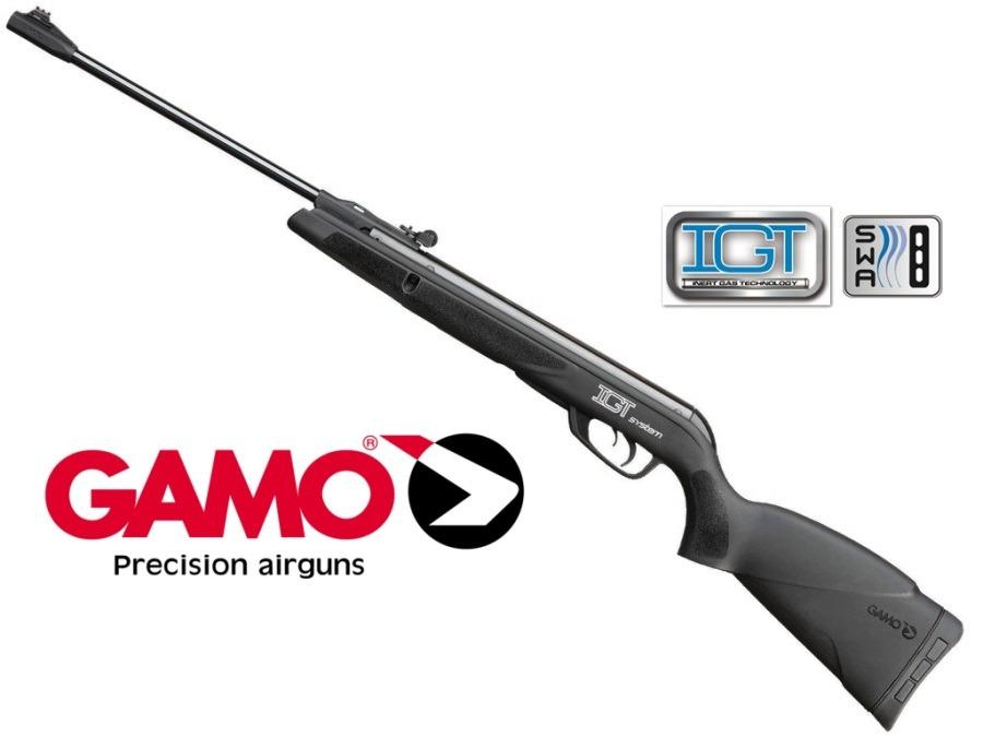 Rifle Nitro Piston Gamo Black Shadow IGT Calibre 5.5mm