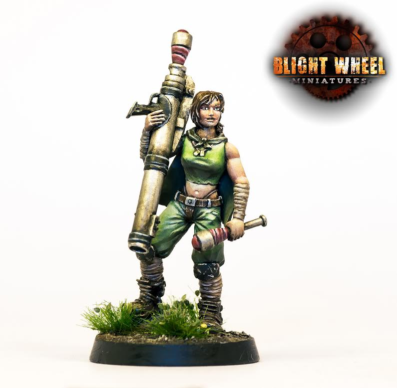 Grant's spectres scout soldier 02