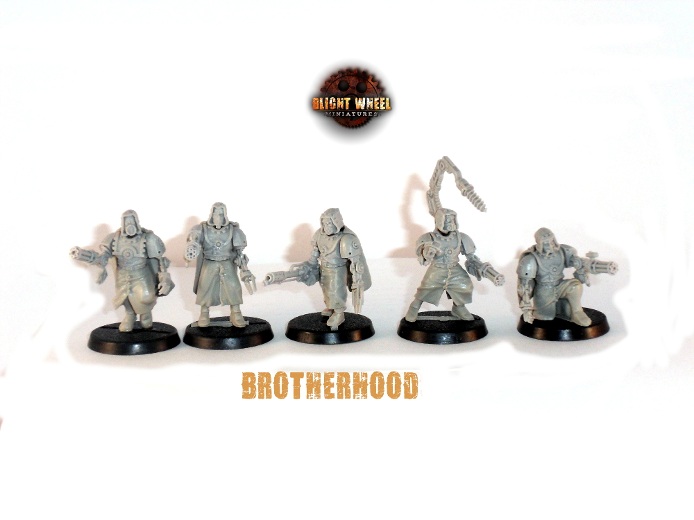 Sino russian brotherhood 5 troopers squad.