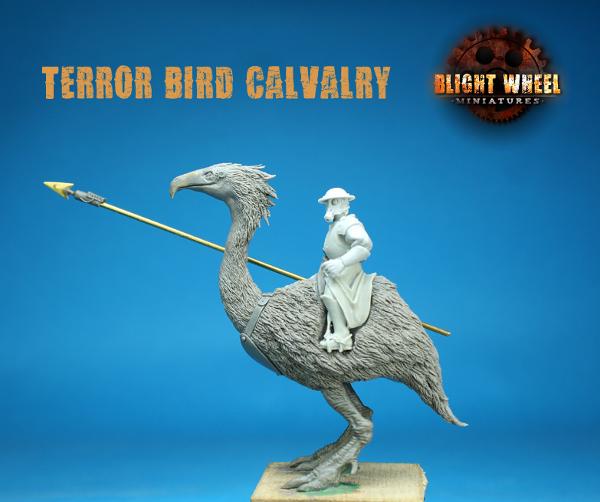 Terror bird cavalry 01