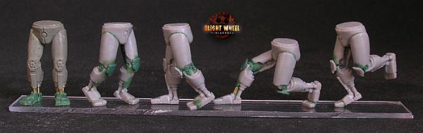 Bionic legs 01
