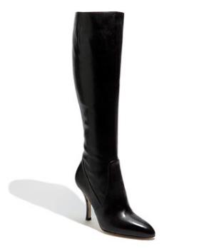Fergalicious sapatos, botas de cunha alta fantasia