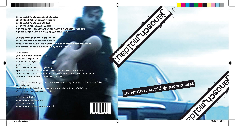 janosch moldau in another world + second best (single)