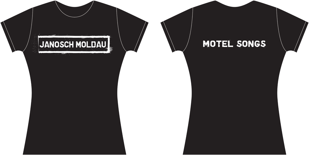 janosch moldau motel songs t-shirt