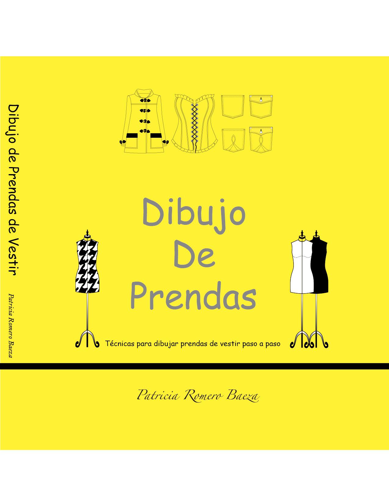 LIBRO: Dibujo de Prendas