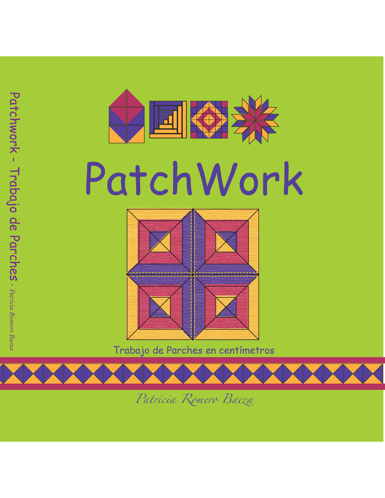 LIBRO: Patchwork IMPRESO
