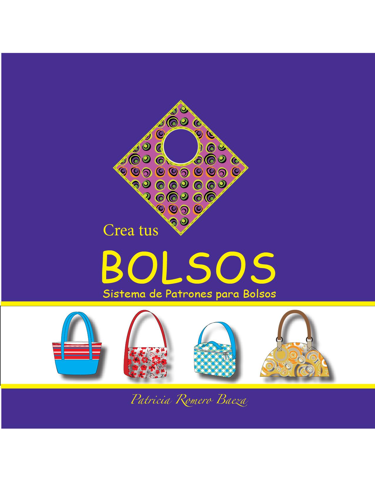 LIBRO: Crea tus Bolsos