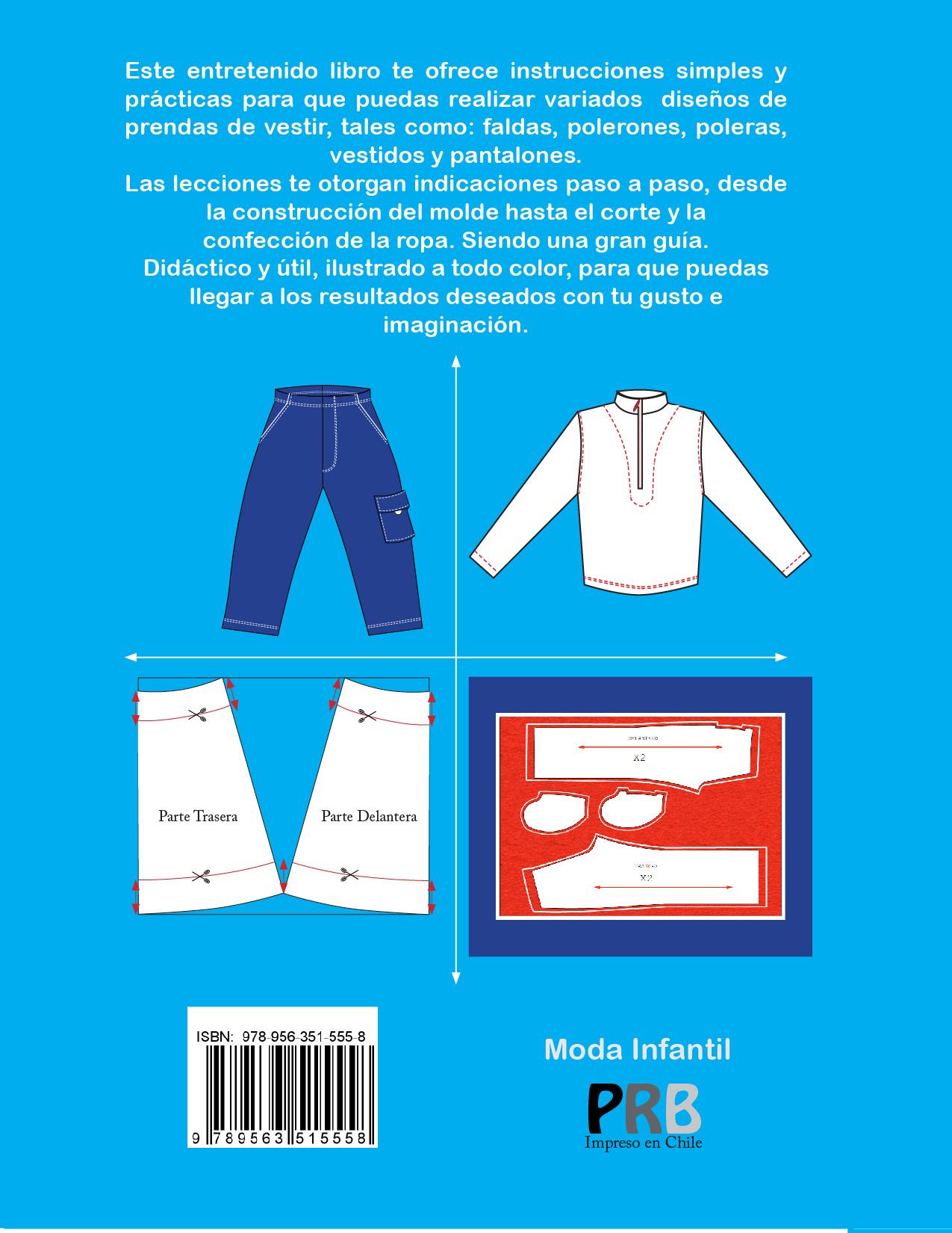 LIBRO: Corte y Confección de moda infantil PDF