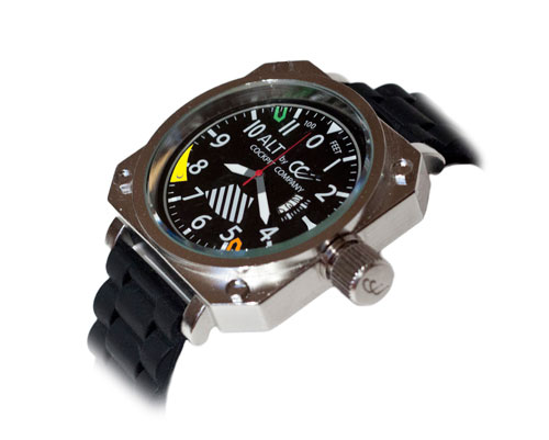 THE ALTIMETER WATCH BY COCKPIT WATCHES