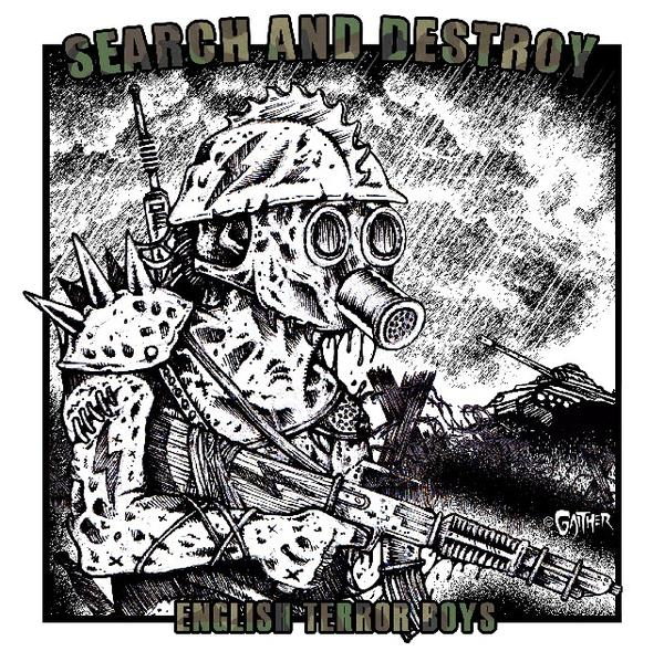 Search And Destroy - English Terror Boys - 7