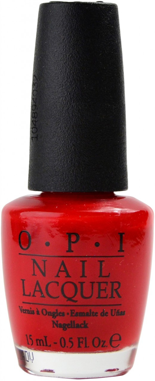 Esmalte OPI Big Apple Red