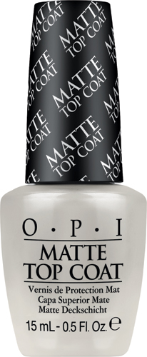 Top Coat Matte OPI