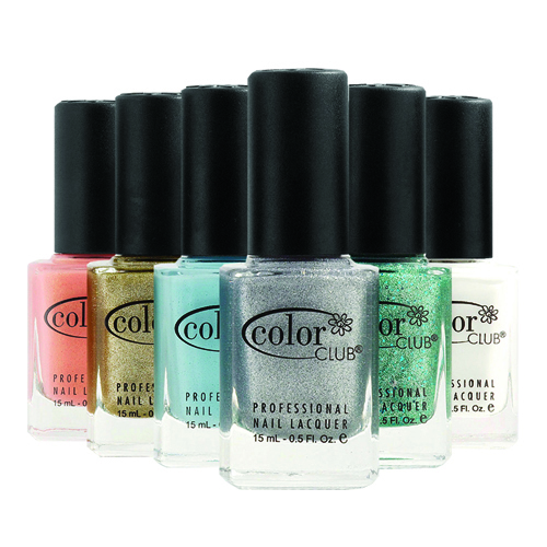 Esmaltes Color Club, Colección Sea Salt