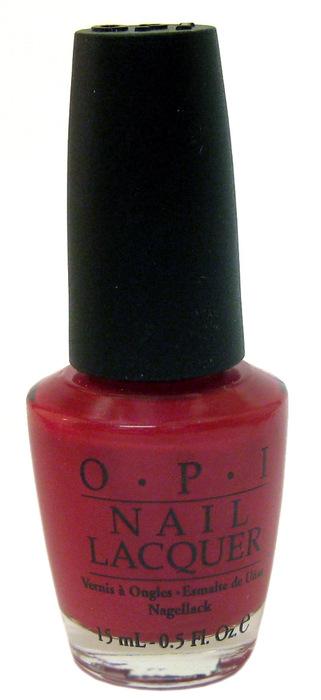 Esmalte OPI California Raspberry