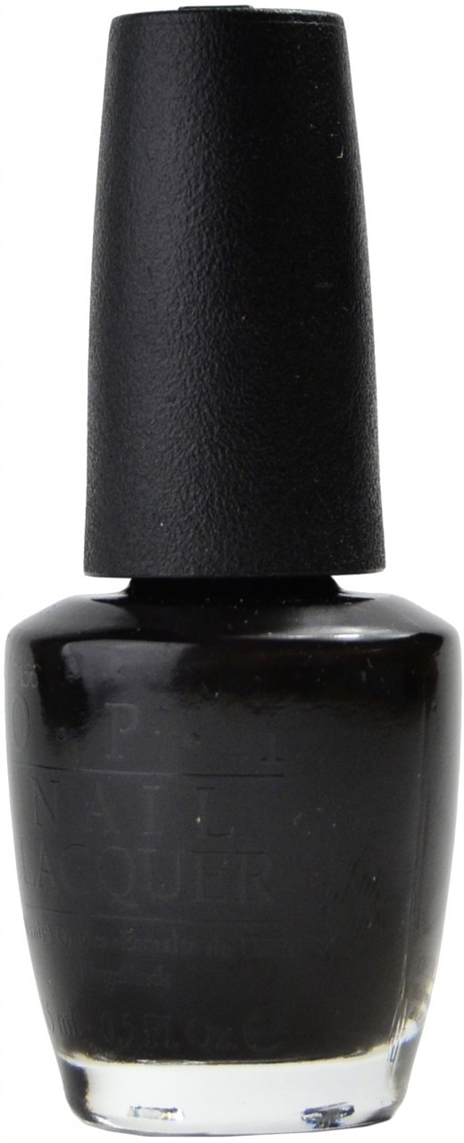 Esmalte OPI Black Onyx