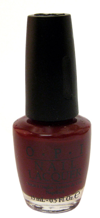 Esmalte OPI Got The Blues For Red
