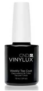 CND Vinylux Weekly Top Coat