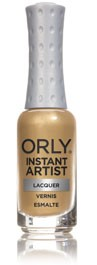 Esmalte Orly Instant Artist Lacquer Solid Gold