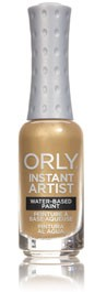 Pintura al agua Orly Instant Artist Water Based Solid Gold