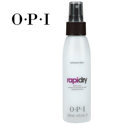 Secador OPI RapiDry Spray 120 ml