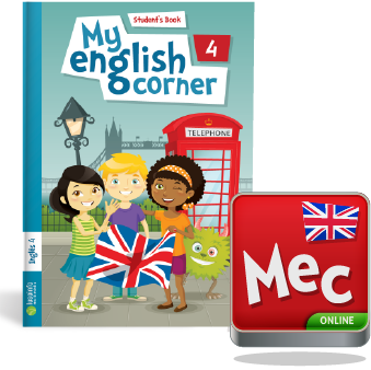 My English Corner 4