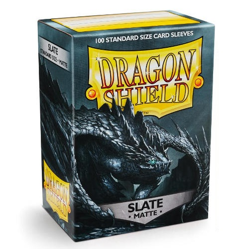 Dragon Shield STANDARD Matte Slate