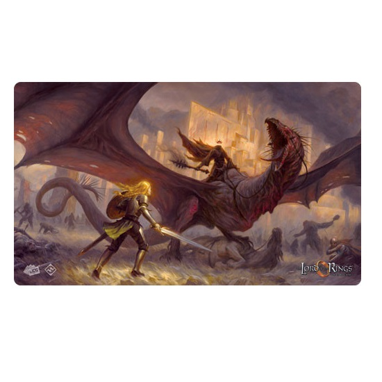 The Lord Of The Rings LCG: The Flame Of The West Playmat
