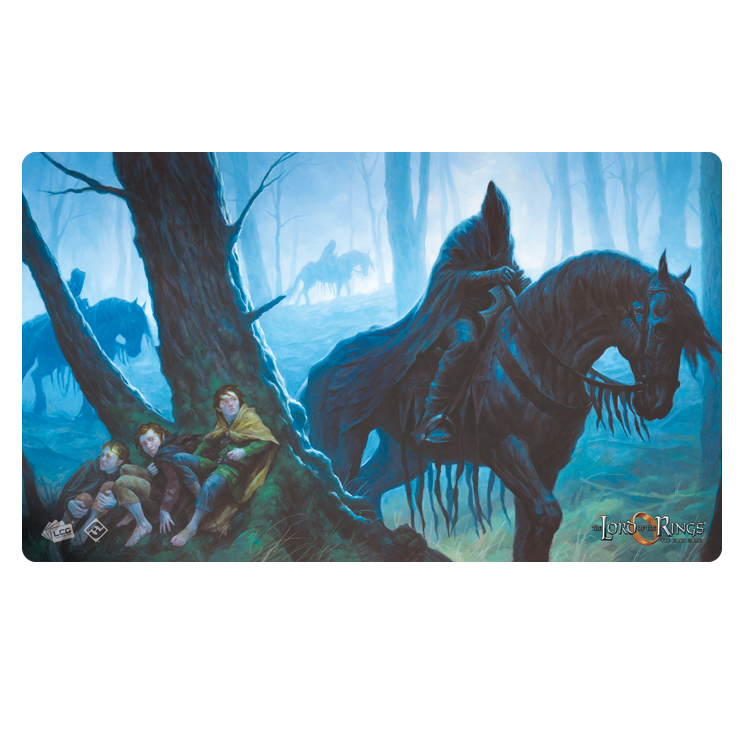 The Lord Of The Rings LCG: The Black Riders Playmat