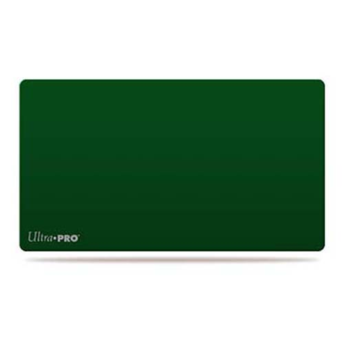 Ultra Pro Artists Gallery Playmat - Solid Green