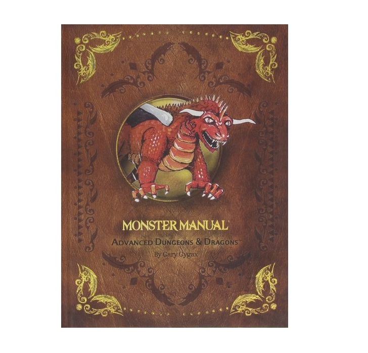 Dungeons & Dragons 1st Edition Premium: Monster Manual