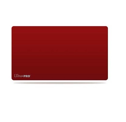 Ultra Pro Artists Gallery Playmat - Solid Red