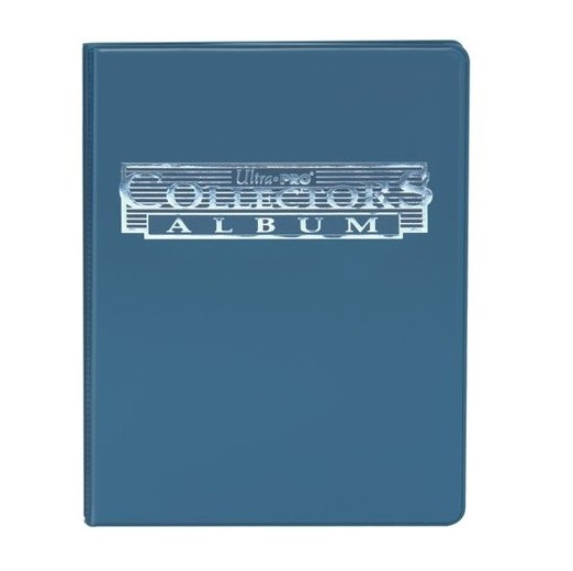 Carpeta ULTRA PRO Collectors Album Azul 180 Cartas
