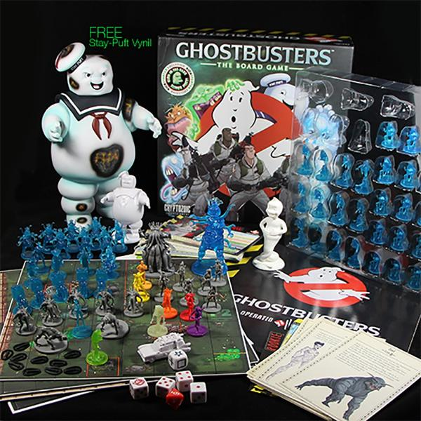 Ghostbusters: The Board Game - Juego de Mesa