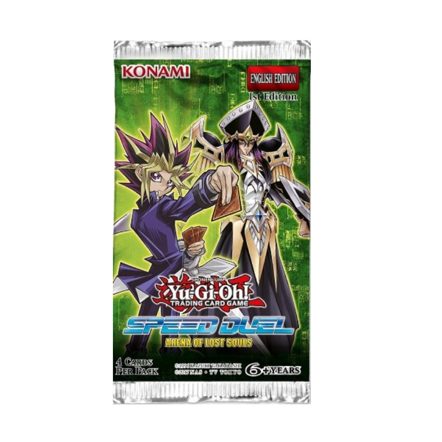 Sobres Speed Duel Arena of Lost Souls Yugioh