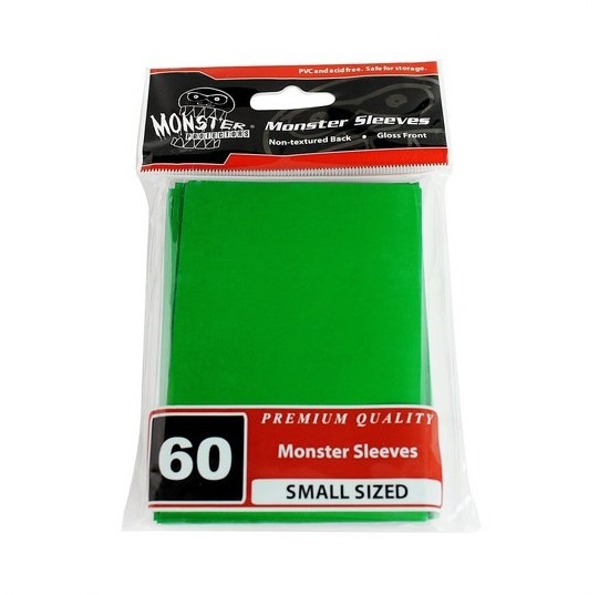 Protector MONSTER Gloss - SMALL Color Verde