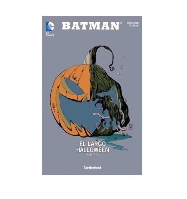 Cómic Batman - El Largo Halloween Parte 6 - Unlimited Editorial
