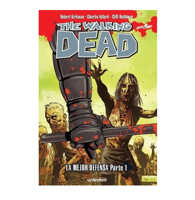 Cómic The Walking Dead - La mejor defensa Parte 1 - Unlimited Editorial