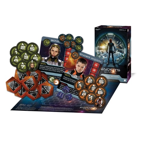 Ender's Game Battle School - Juego De Mesa