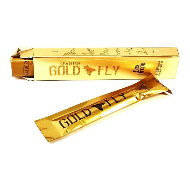 GOLD FLY