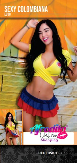 SEXY COLOMBIANA
