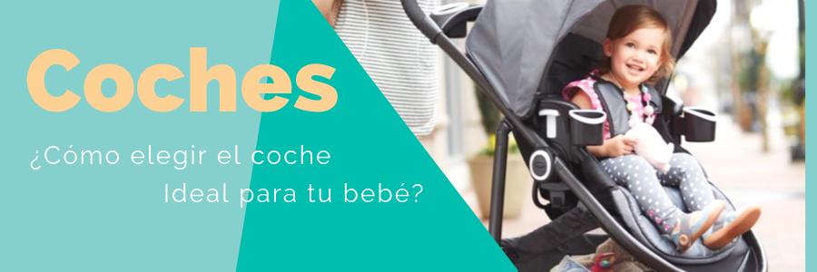 ¿Cómo elegir el coche ideal para tu bebé?