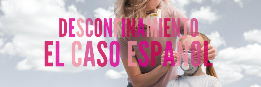 Desconfinamiento infantil: el caso español