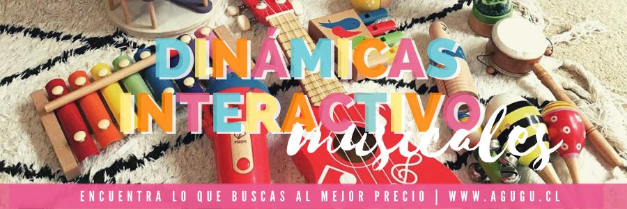 Dinámicas Interactivo Musicales