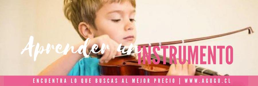 Aprender un instrumento