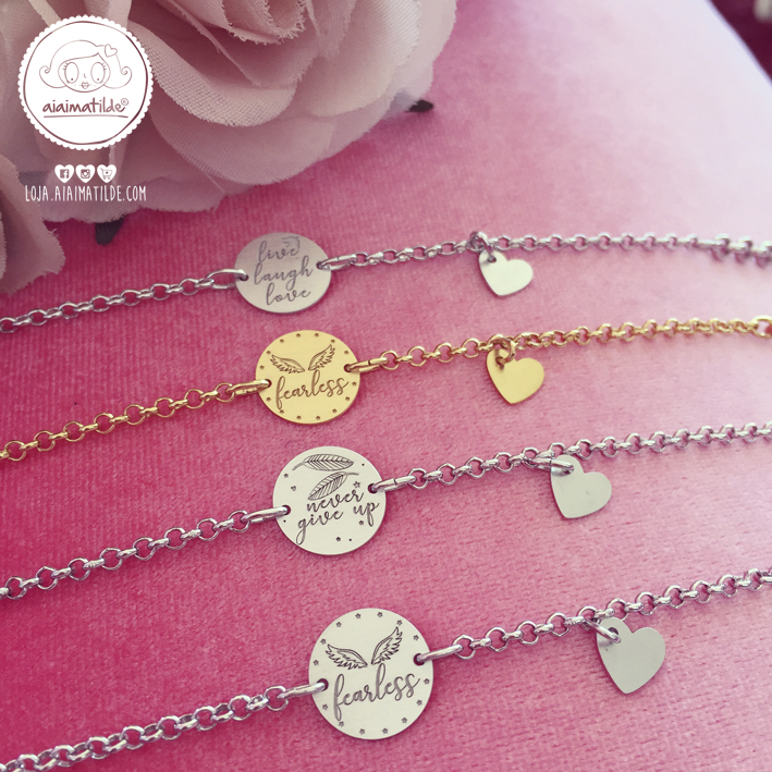 Love Words Bracelet