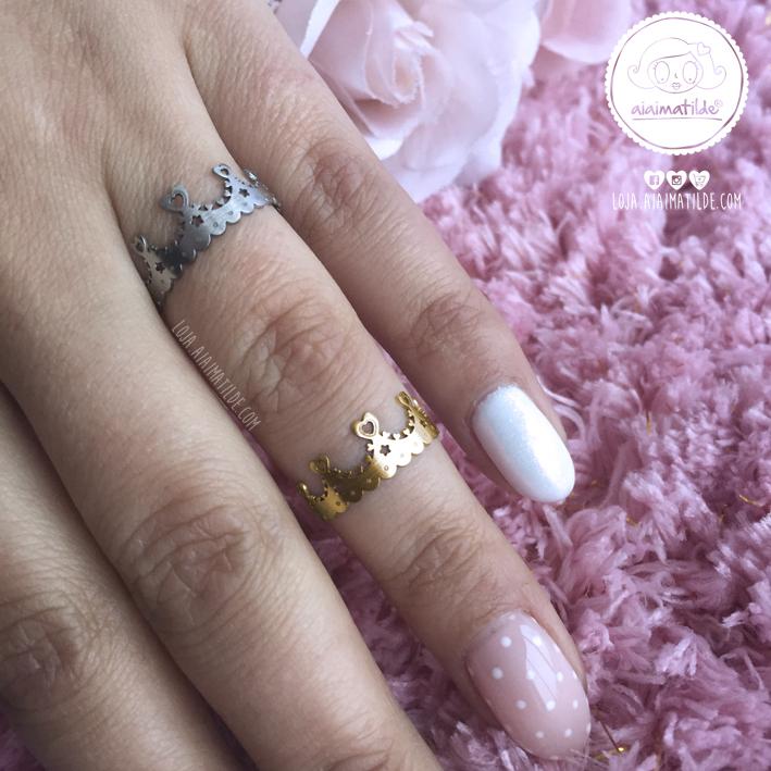 anel princesa