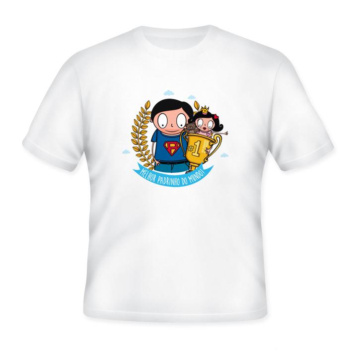 t-shirt padrinho