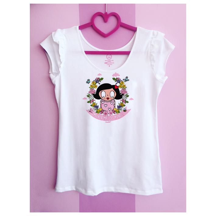 t-shirt mãe