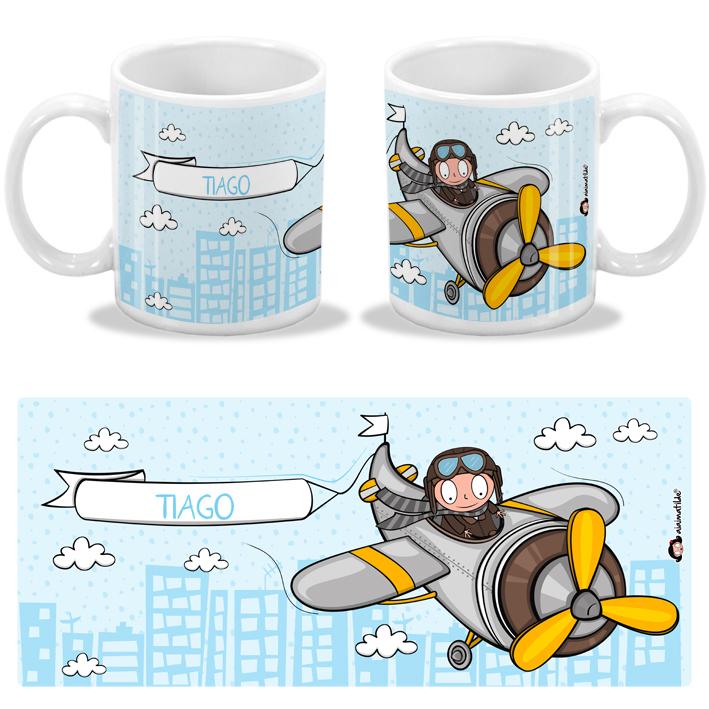 Aviator Mug